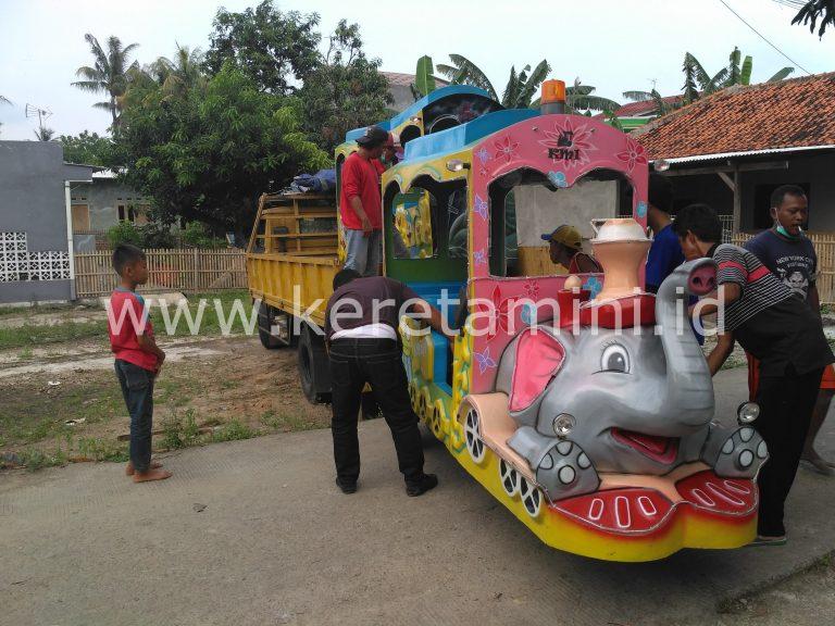 pengangkutan kereta motor kepala gajah