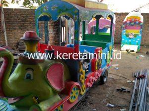 kereta gajah sulawesi selatan